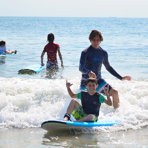 Surf and Adventure Surf Camp in Virginia Beach
